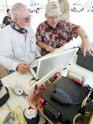South Texas Amateur Radio Club members will participate