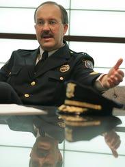 Wilmington Police Chief Michael Szczerba talks about