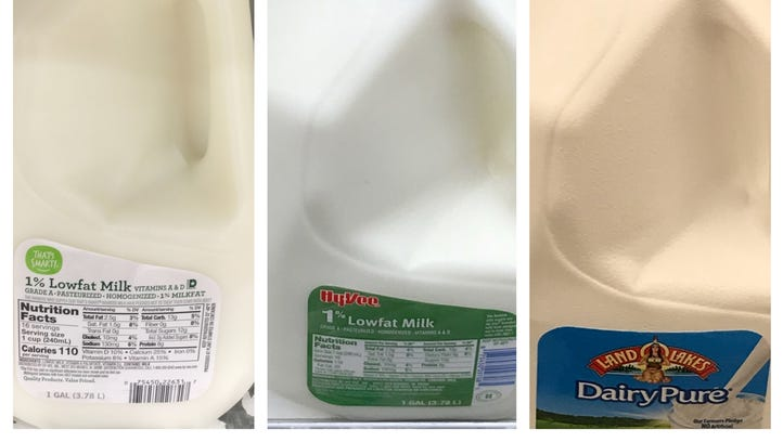 Milk prices sway shoppers in Sioux Falls grocery game