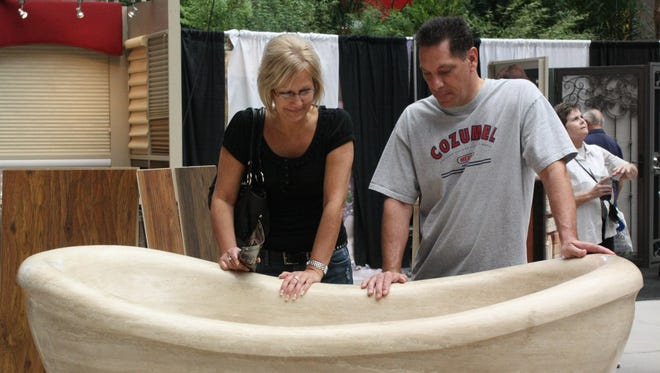 Maybe a marble tub is just what your bathroom remodel needs.