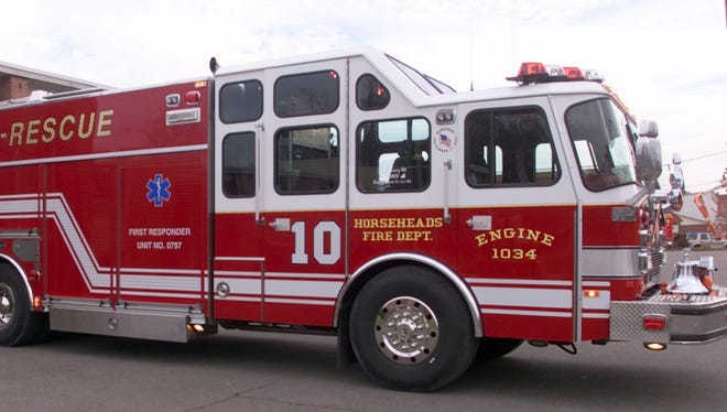 The Horseheads Fire Department' will hold an open house Friday.