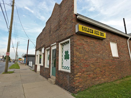 The Golden Ace Inn is located at 2533 E. Washington