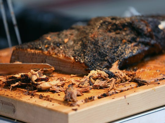 Nationally recognized Indiana chefs and brewers cook up a Texas-style barbecue feast sure to include brisket 6:30 p.m. Sept. 21 at Bent Rail Brewery, 5301 Winthrop Ave., near Broad Ripple. Proceeds benefit Hurricane Harvey victims.