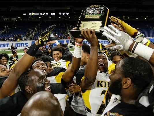 high school football, PSL trophy, PSL finals