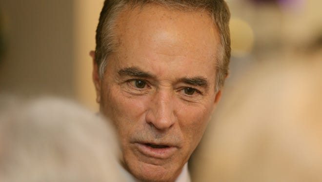 Rep. Chris Collins, a Republican from Clarence, Erie County.