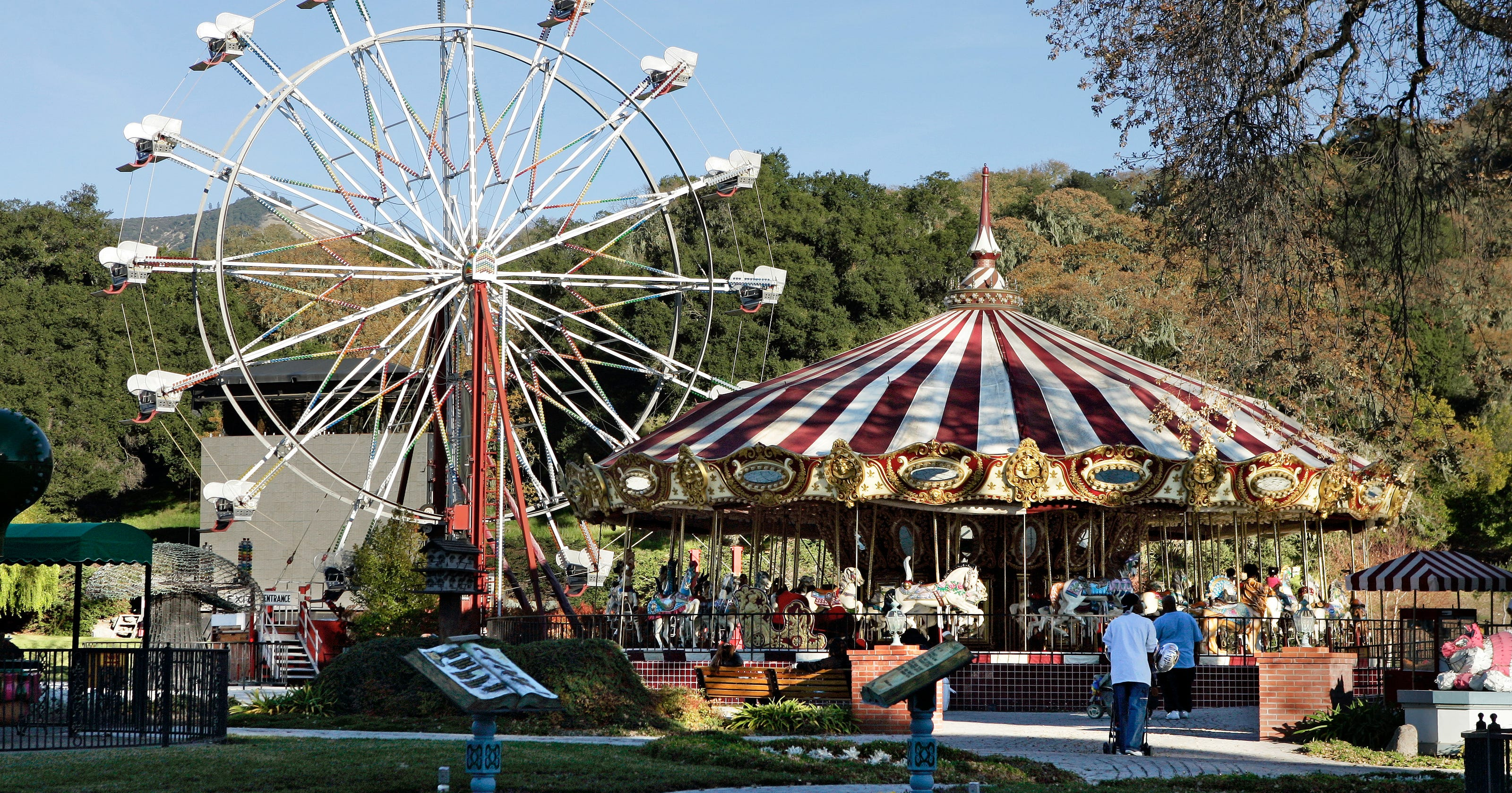 Michael Jackson's Neverland Ranch to be no more