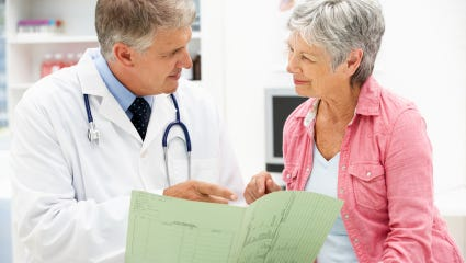 Gynecologic cancer is any cancer that starts in a woman's reproductive organs