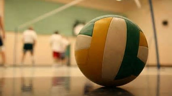 Volleyball officials for high school and middle school