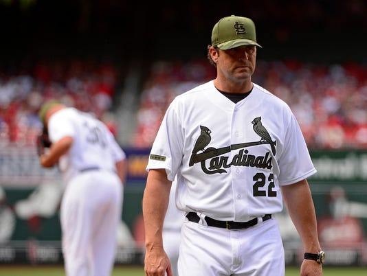 MLB: Los Angeles Dodgers at St. Louis Cardinals