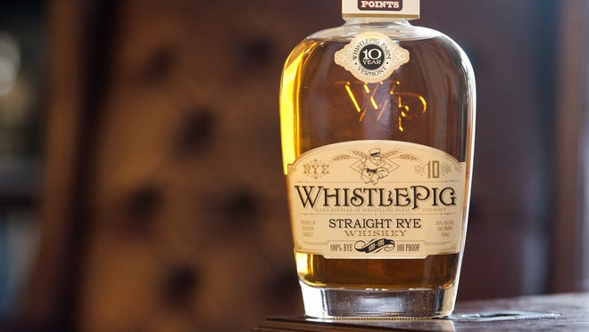 "A New York maker of vodka has demanded WhistlePig ""cease and desist"" using the word ""crop"" on the label of its new farm-to-bottle whiskey."
