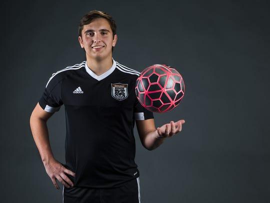 Jonathan Sangillo, soccer player from Desert Edge High