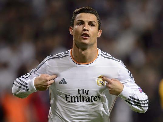2013-10-23 Cristiano Ronaldo