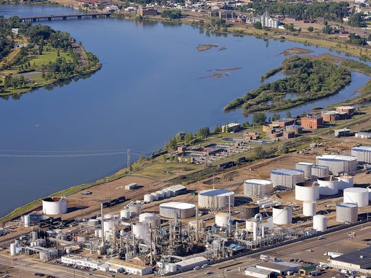 Calumet Montana Refining in Great Falls and the state Department of Revenue have settled a three-year property tax dispute.