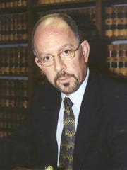 District Court Magistrate Mark Blumer, pictured in