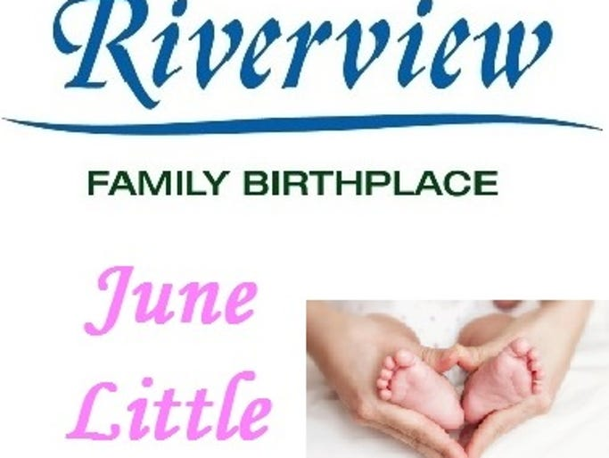 Welcome to all the new arrivals at Riverview Family Birthplace in Wisconsin Rapids.