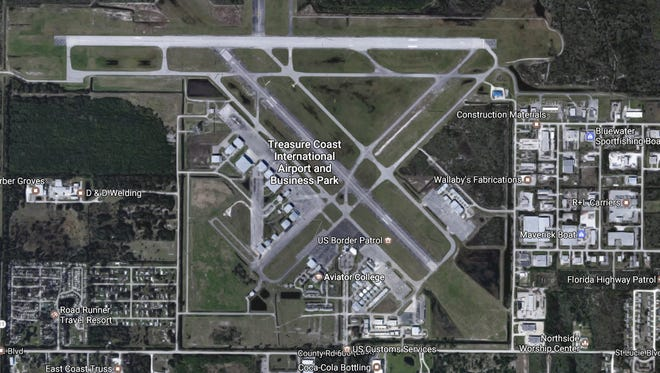 St. Lucie County airport