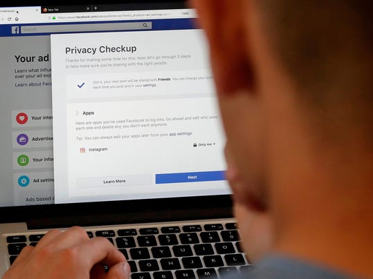 Facebook Privacy Scandal Poll