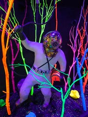 Visitors to Meow Wolf discover surreal scenes like