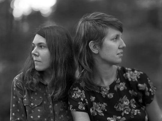"Anna Roberts-Gevalt and Elizabeth LaPrelle will perform Sunday as part of the ""Shadow Ballads"" concert at Cornell."