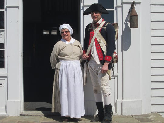 The Heritage Village of the Southern Finger Lakes travels back to the Revolutionary War era this weekend.