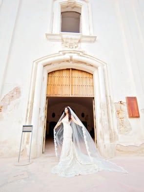 Wedding dresses in San Juan Bautista