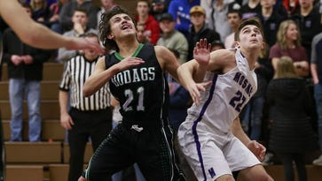 Rhinelander rallies, edges Mosinee in physical Great Northern matchup