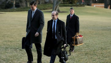 White House staffer Rob Porter resigns amid abuse allegations