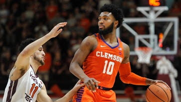 Clemson basketball falls at Virginia Tech as ACC losing streak stretches to three