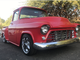 1955 CHEVROLET STEP-SIDE CUSTOM PICKUP