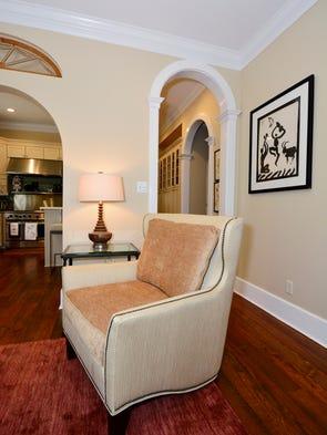 Designer Spotlight Living Rooms Becoming More Balanced