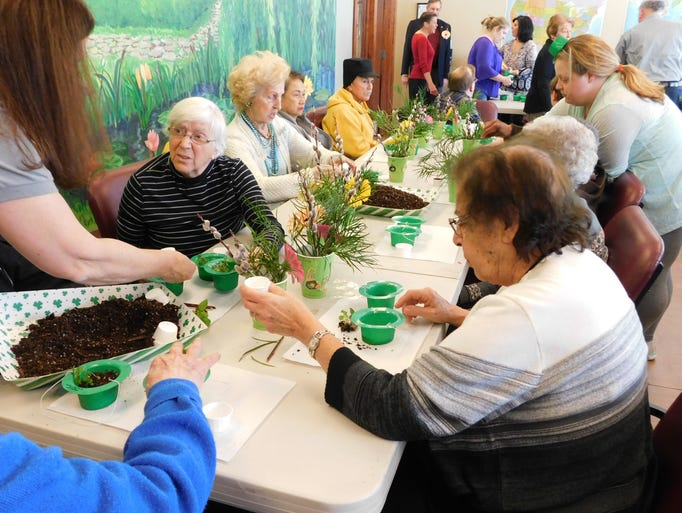Three years ago this month the Horticultural Therapy