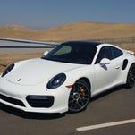 Payne: Porsche's 911 Turbo blur