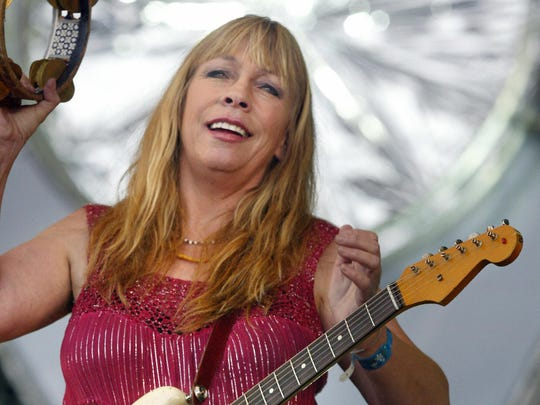 Rickie Lee Jones will perform on March 4 at the Warehouse.