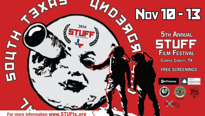 The 5th annual South Texas Underground Film Fest runs through Sunday at various locations around Corpus Christi.