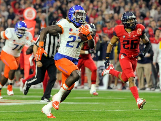 Could Boise State's Jay Ajayi be the Colts answer at