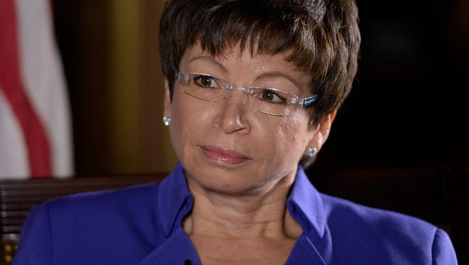 Valerie Jarrett is chairwoman of Civic Nation, a civic engagement group, and a former adviser to former President Barack Obama.