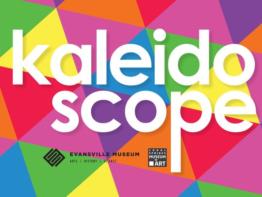 Kaleidoscope is a program for kids with special needs to create art at the Evansville Museum of Arts, History & Science.