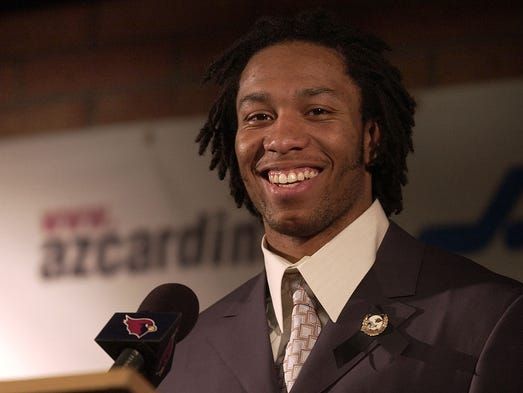 Take a look at the Cardinals' first draft picks in