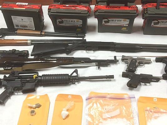 -Confiscated guns.JPG_20141014.jpg