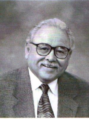 Retired educator Al Mendez