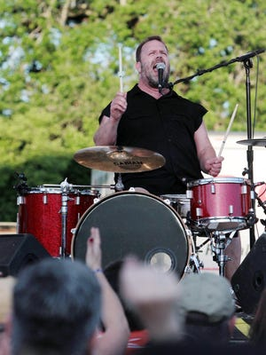 Cowboy Mouth lead singer-drummer Fred LeBlanc will bring the raucous New Orleans-based roots band to the Stone Pony in Asbury Park on July 25.