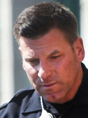 """Former Dover police officer Ronald """"R.J."""" Letendre."""