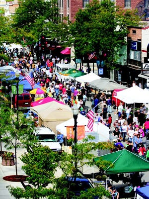 Fond du Lac's Main Street was the source of much interest for the Downtown Fond du Lac Partnership in 2014