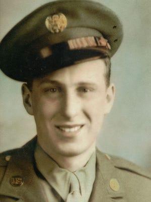 World War II veteran Ed Daul