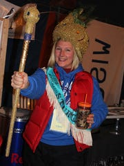 Molly Jaster was named 2015 Sturgeon Queen.