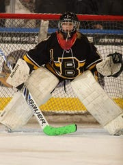 Binghamton's Breese Burlingame, 12, was chosen to play in the U14 World Selects Invitational.