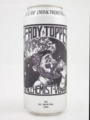 Feeling the Bern? Cool off with Heady Topper's IPA.