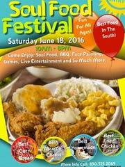 Soul Food Festival.