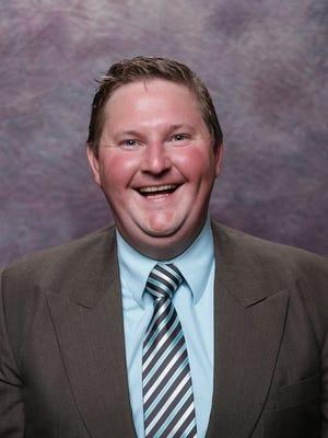 Monroe Olive Garden General Manager David Reed.