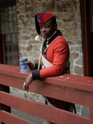 The Old Barracks in Trenton offer a chance to travel back in time - with beer.